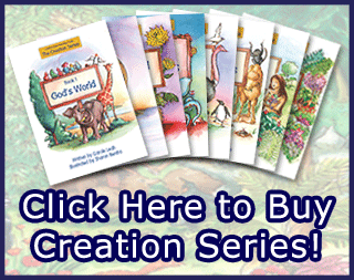 Buy The Creation Series Now!