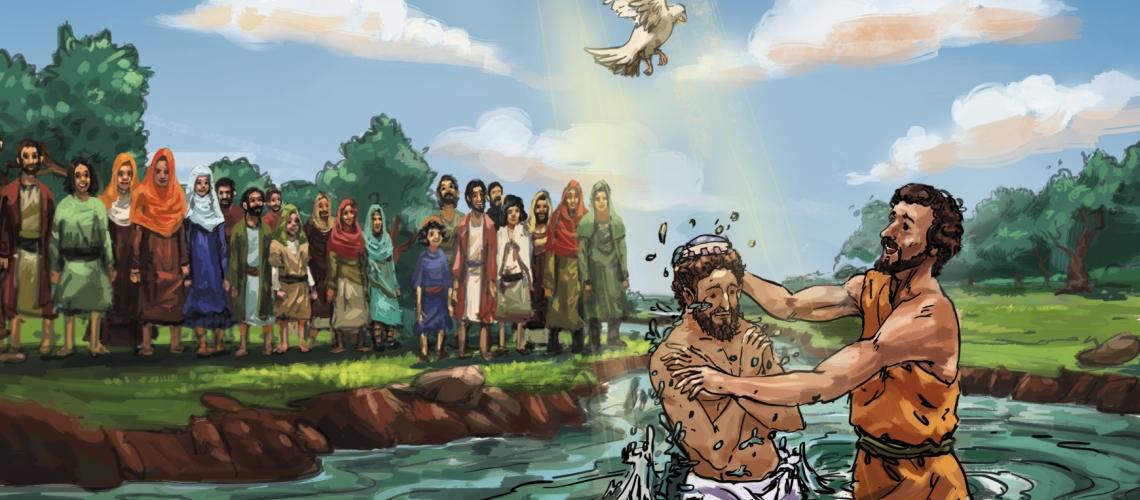 God Sent Jesus Image 4