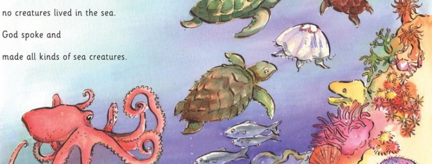 Sea Creatures Image 1