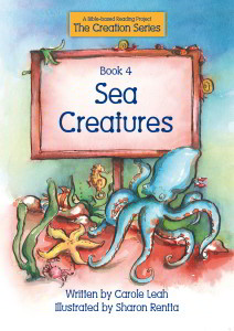 The Creation Series - Sea Creatures
